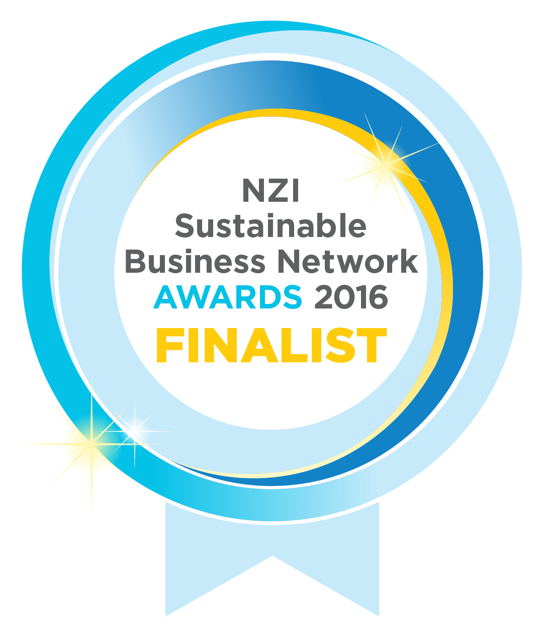 NZI Sustainable Business Network AWARDS 2016 FINALIST